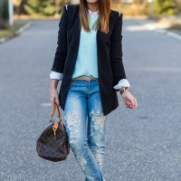 18 Best Wearing Ideas about Long Blazers