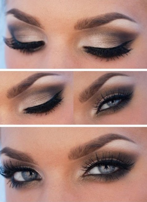 Eye Makeup: Instructions for a Radiant Look