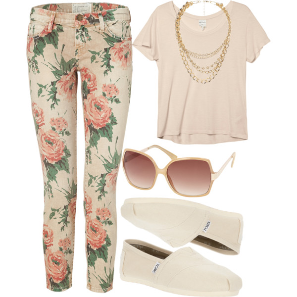 Floral Combinations for Spring/summer