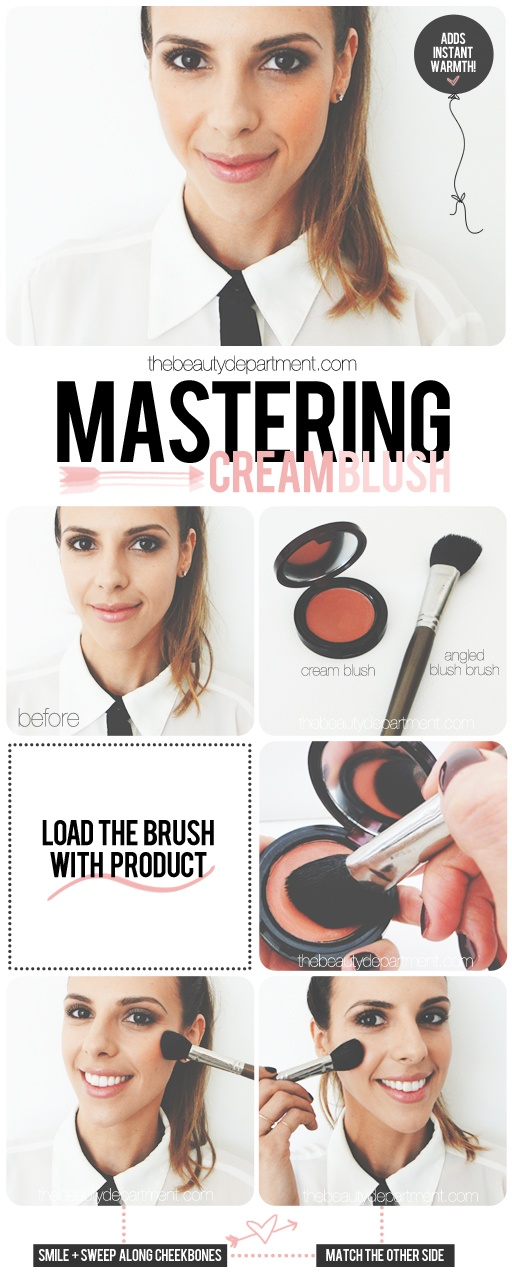 2014 Blush Makeup Tutorials
