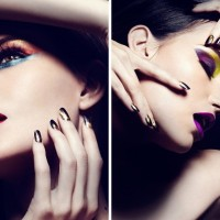 2014 Spring-Summer Makeup Trends: Fierce Lips