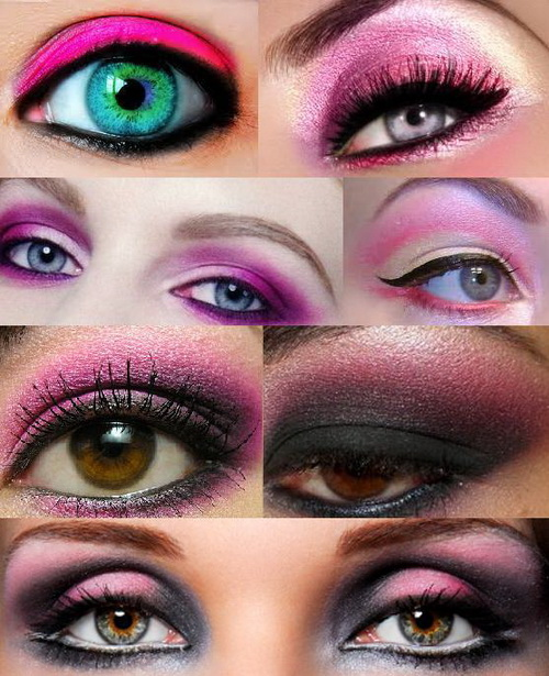 2014 Spring-Summer Makeup Trends: Pink Shades for Pinky Days