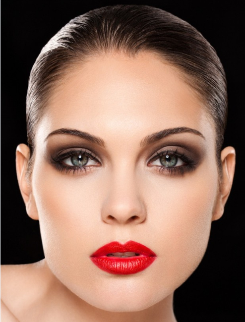 25 Amazing Makeup Ideas With Red Lipstick