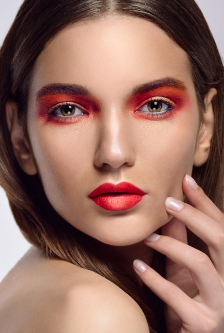 25 Amazing Makeup Ideas With Red Lipstick Pretty Designs