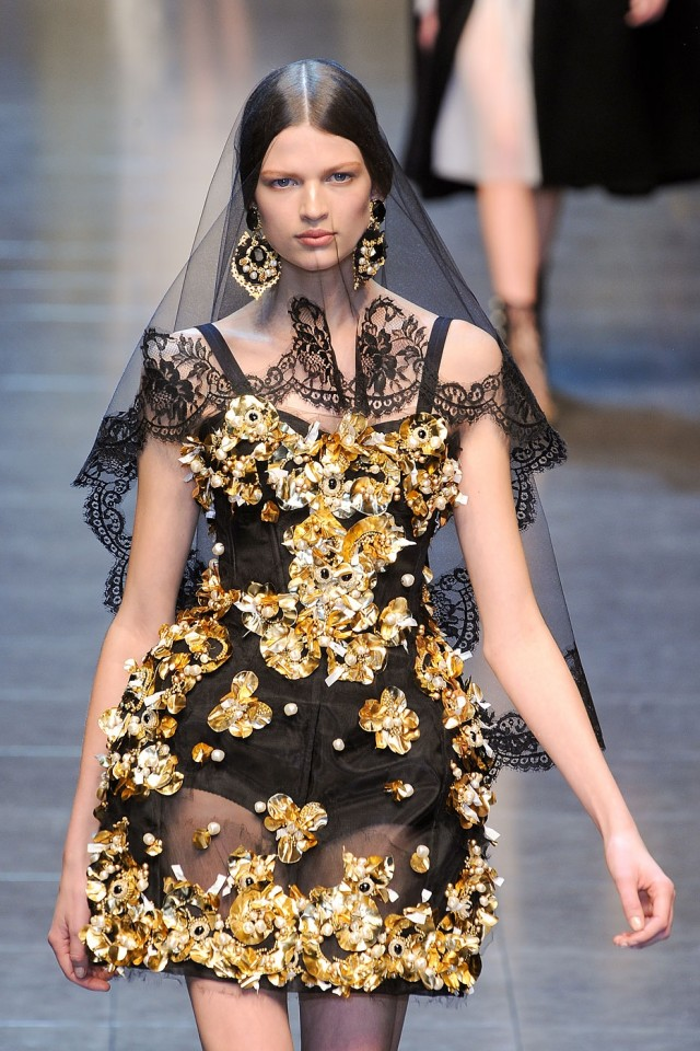 Fashion in Baroque Style