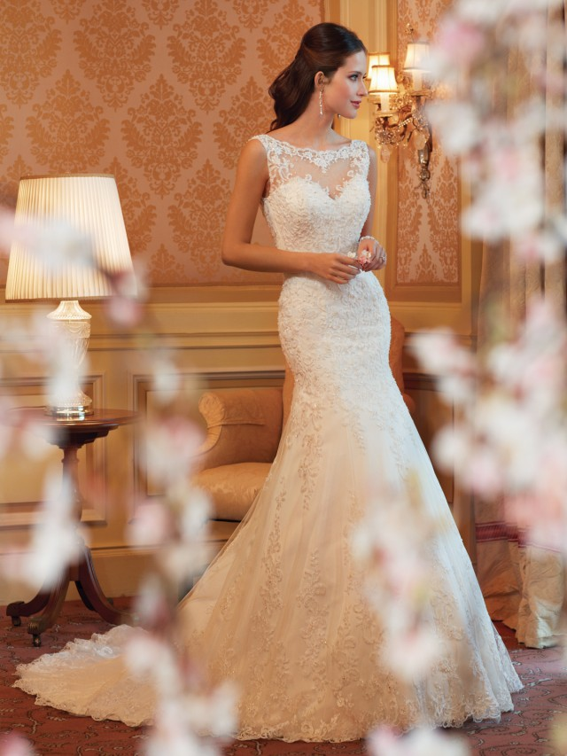 A Collection of 18 Breathtaking Bridal Gowns By Sophia Tolli