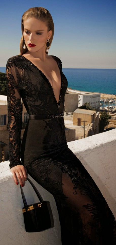 A Collection of Galia Lahav Evening Dresses