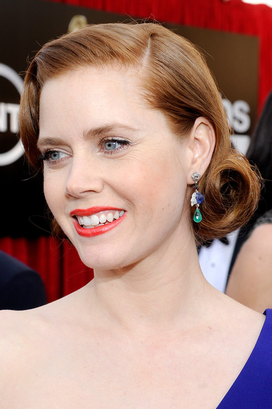 Shining Red Lips are Always Stunning| 11 Celebrities' Red ...