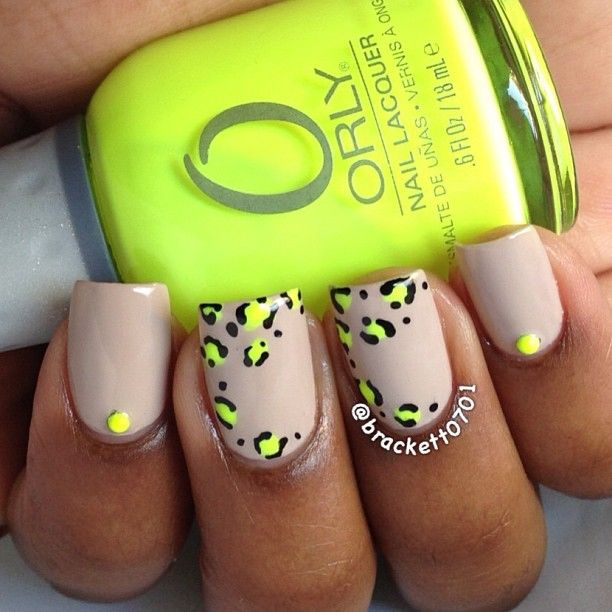 2014 Trendy Nail Designs You Must Have - Pretty Designs