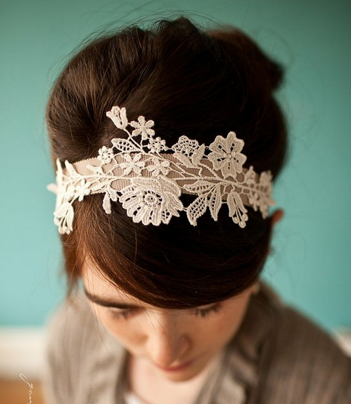 Beehive Hair with Lace