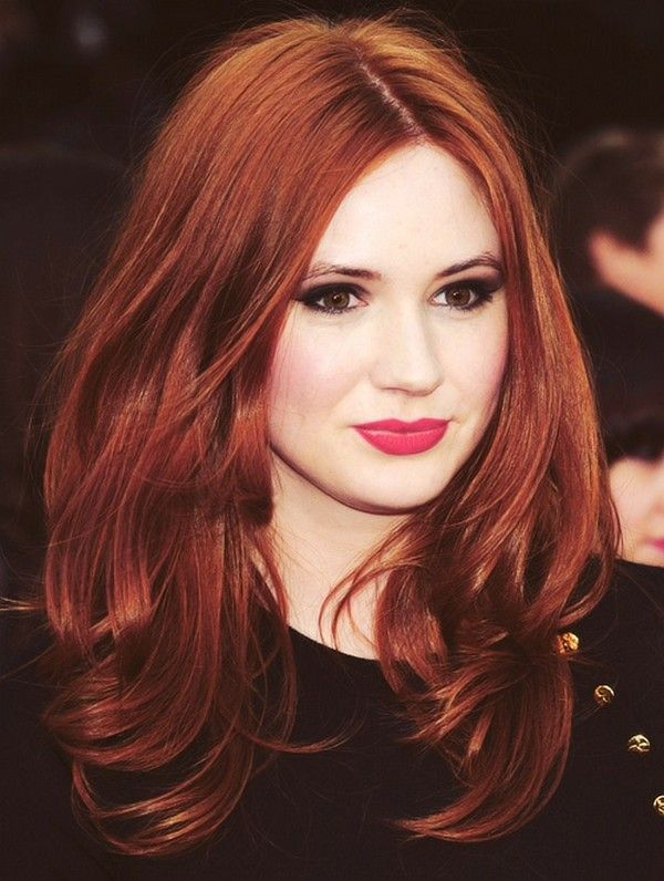 Best Hairstyles for Red Hair 2014 | Pretty Designs