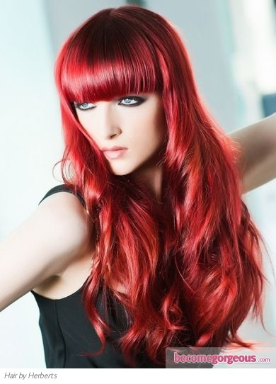 20 Best Hairstyles for Red Hair 2019 Hairstyles  Waves Men's Haircut Layered hair Hairstyles in the 1950s hairstyles Hair Haarstijlen voor rood haar fashion Culture bangs Aesthetics