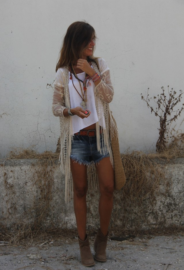 Boho Chic Fashion for Spring 2014 - Pretty Designs