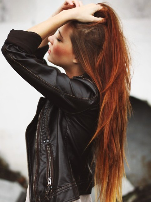 Breezy Ombre Hair