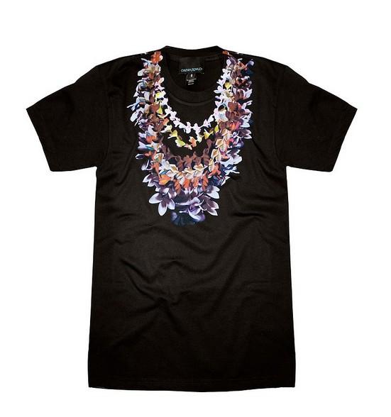 Cynthia Rowley Cotton Lei T-Shirt