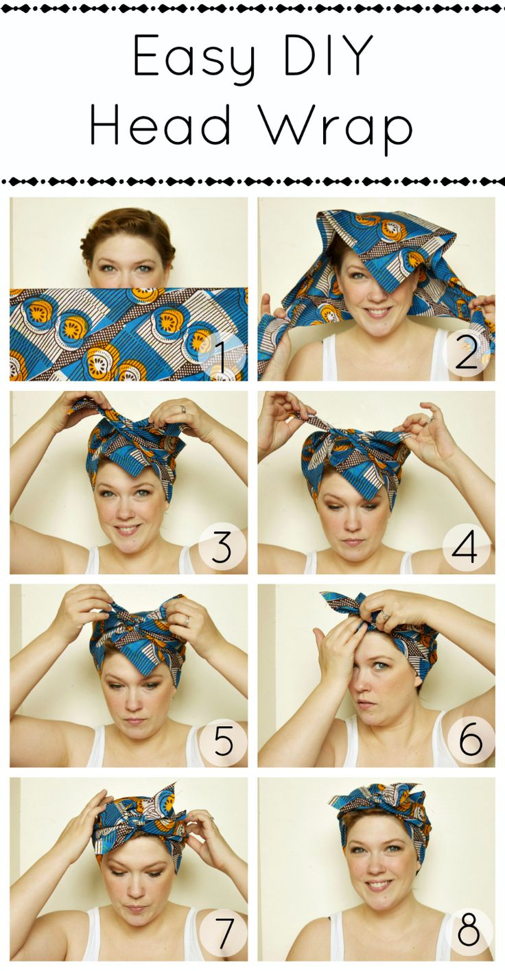 DIY Head Wrap