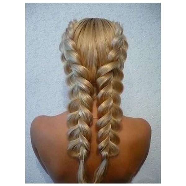 Коса плетение уроки