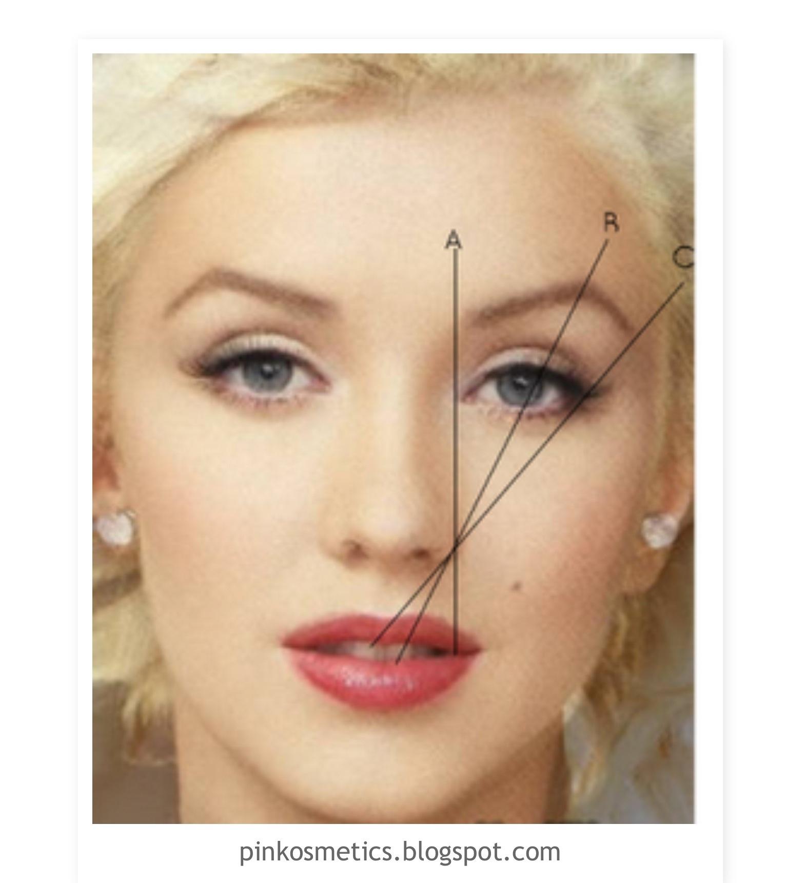 Eyebrow Drawing Tutorial Tumblr Korean Makeup Tutorial Tumblr