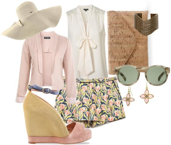 Faddish Polyvore Combinations for Spring 2014