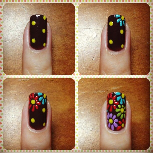 Verbluffende nagelhandleidingen voor de zomer van 2019 Nails  Nine Inch Nails Nail Tutorials Nail polish Nail care Nail art Nail Musicians Musical groups Aesthetics