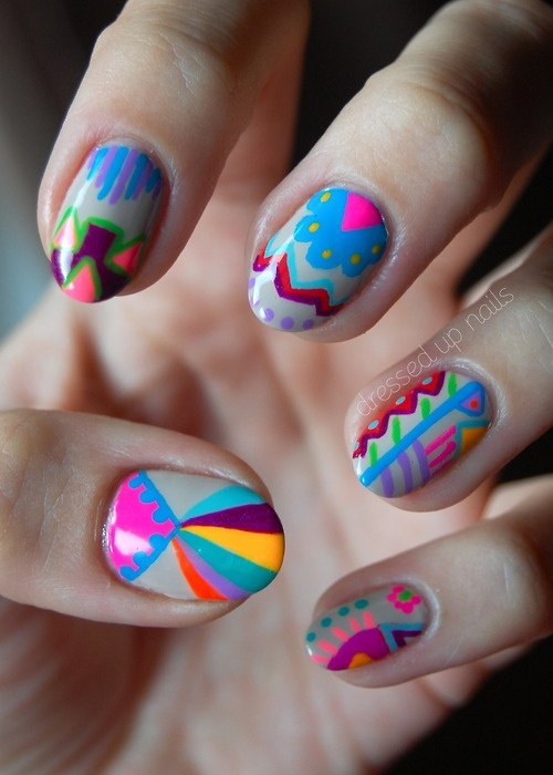 2014 Trendy Nail Designs You Must Have Pretty Designs