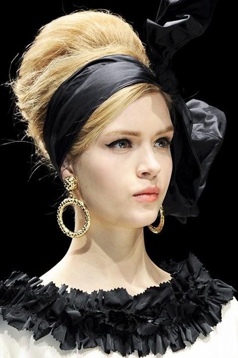 Modern bouffant dress - 60s Hair Styles 12 Glamorous Retro 60 S Hairstyles For Women Pretty
