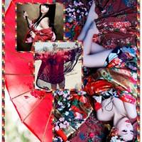 Gorgeous Kimono Inspired Fashion