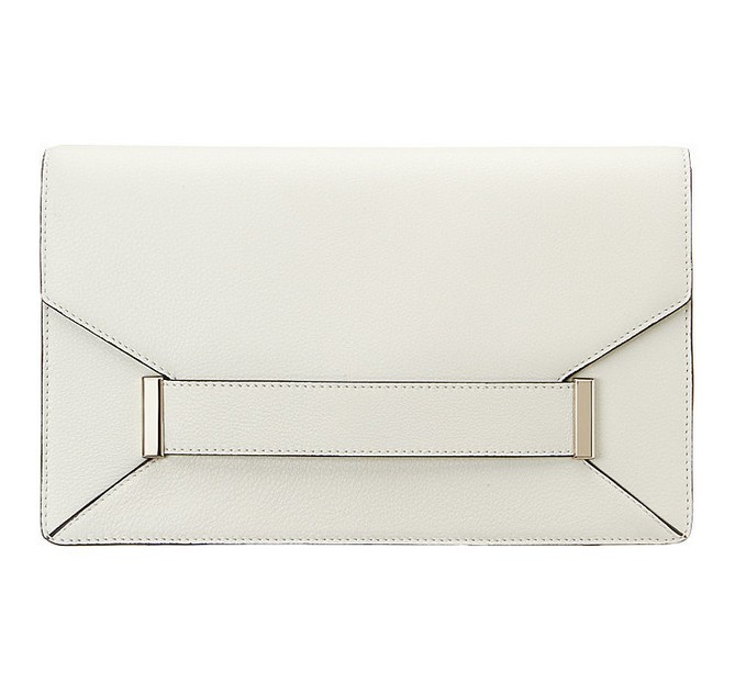 White Pebbled Leather ($129)