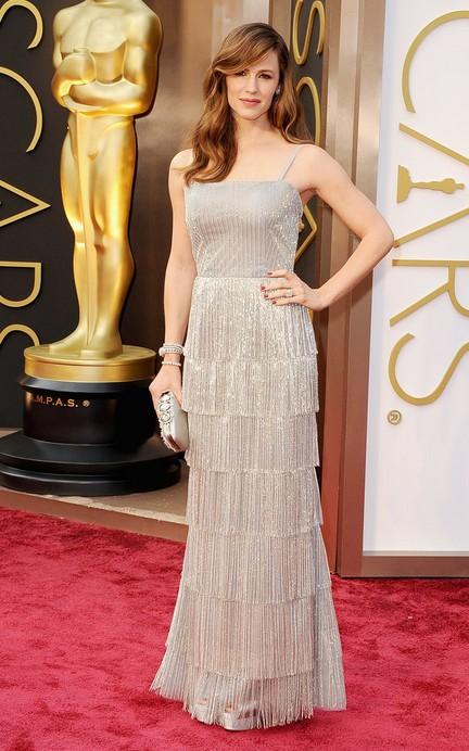 Jennifer Garner at the 2014 Oscars