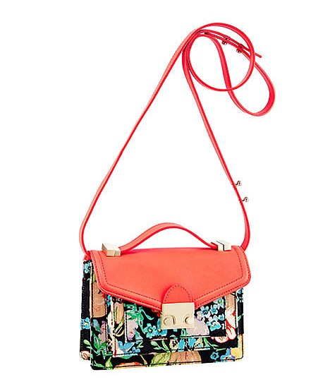 Loeffler Randall means the Rider bag ($395)