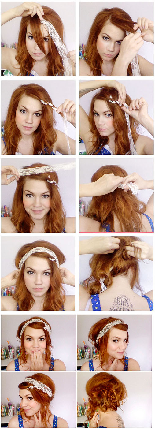 Daily Hair Tutorials You Must Have Pretty Designs