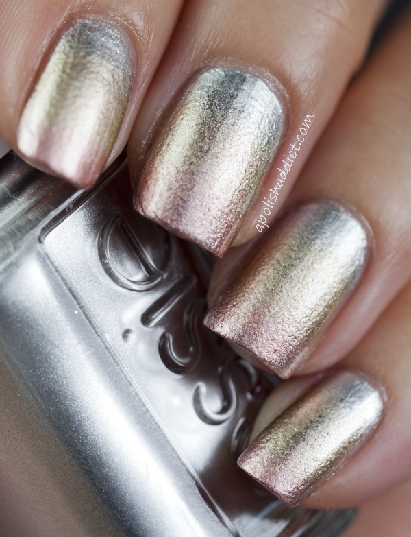 Metallic Nails - 20 Shiny Metallic Nail Designs For Girls To Shine - Pretty Designs