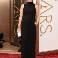 Olivia Wilde's Mock-turtleneck Oscars Dress by Valentino