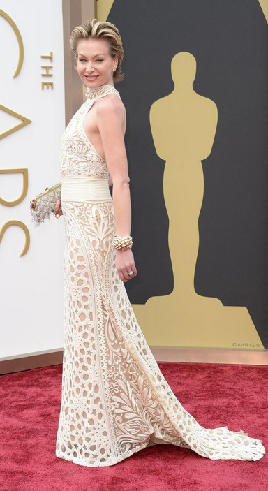 Portia de Rossi at the 2014 Oscars