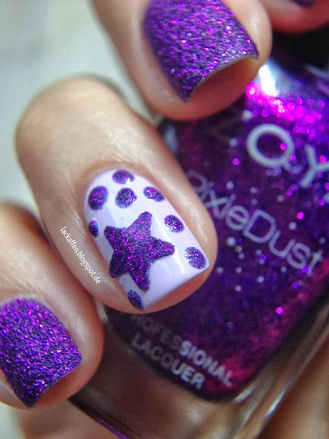 21 star nail designs for every woman pretty designs