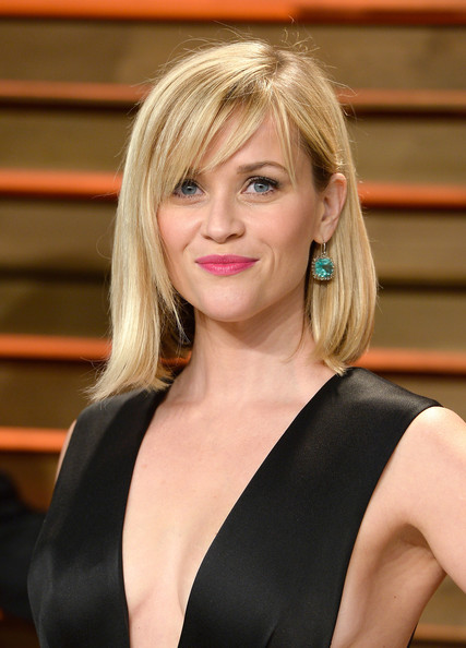 Reese Witherspoon Medium Side Part