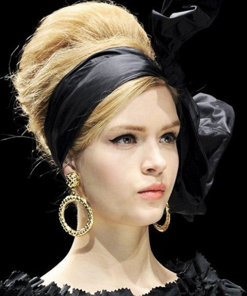 Elegant Beehive Hairstyles For Your Vintage Look Pretty Designs
