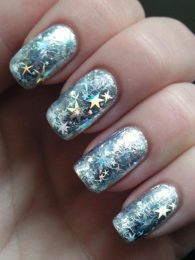 20 Shiny Metallic Nail Designs For Girls To Shine Pretty Designs