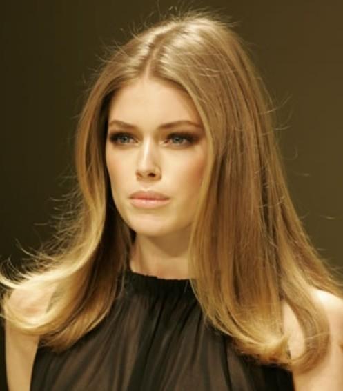 Straight Blowout Hair