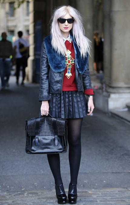 Street Style From NYC to Paris