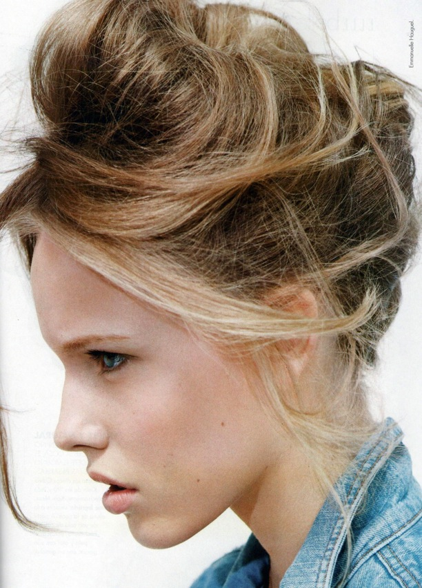 Awesome Loose Bun Hair Designs For Your Holiday Pretty Designs Short Hairstyles Gunalazisus