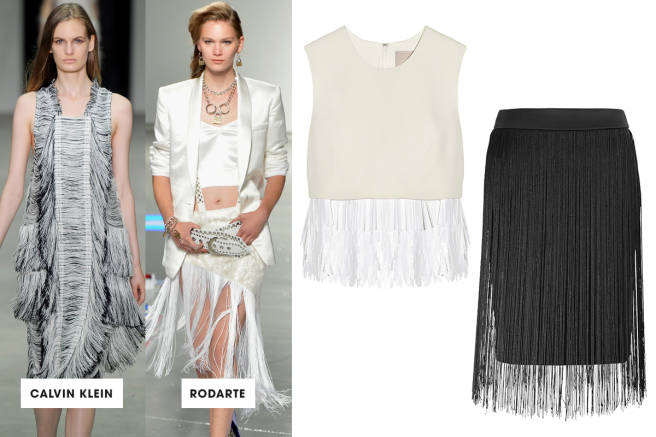 Top 10 Trends to follow this Season: Fantastic Fringe