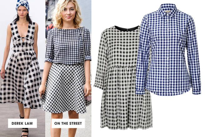 Top 10 Trends to follow this Season: Going Gingham