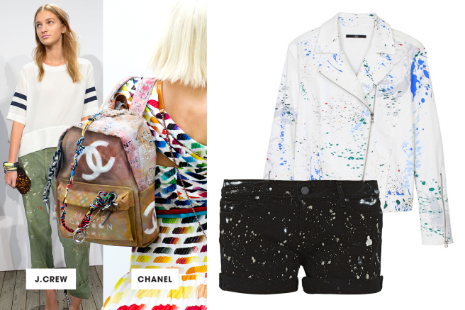 Top 10 Trends to follow this Season: Hand-Painted