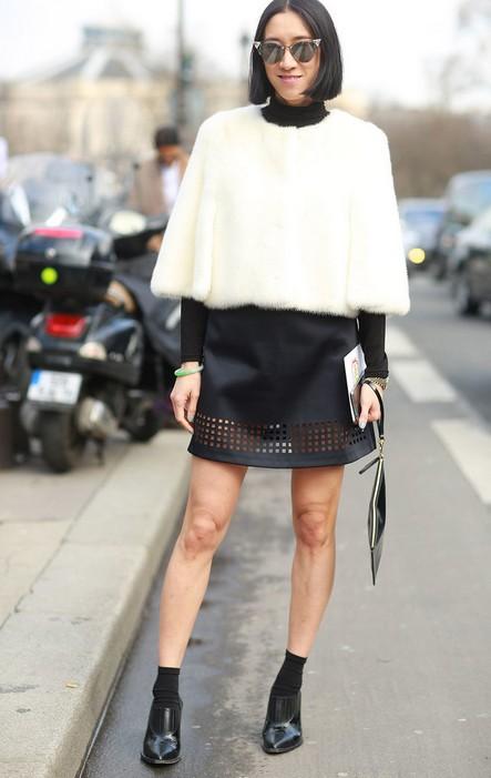 13 Trendy Street Styles From Paris Fashion Week Pretty