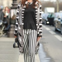 Trendy Street Style From Paris Fashion Week