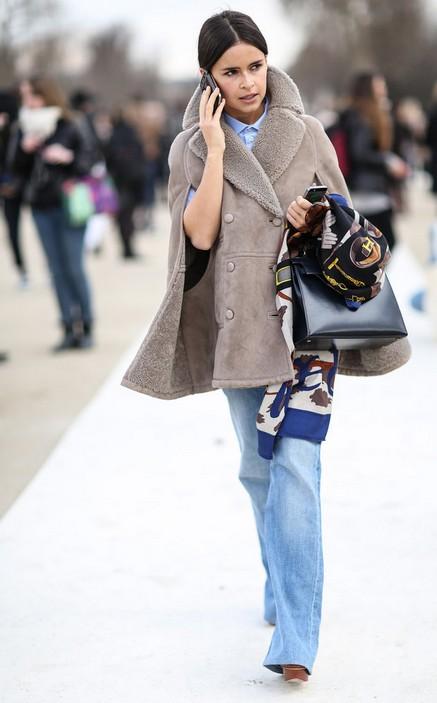 13 Trendy Street Styles From Paris Fashion Week Pretty Designs