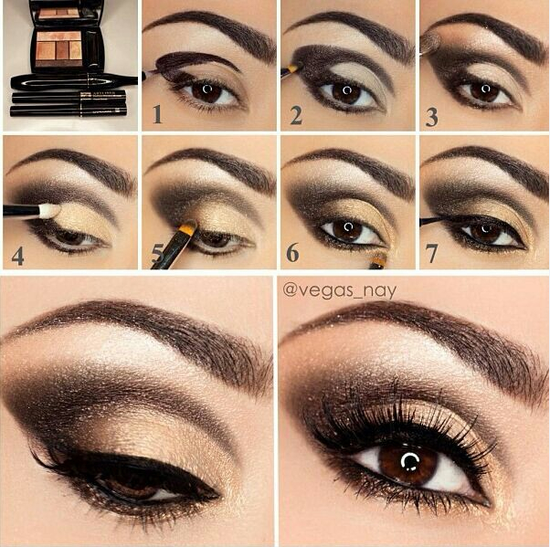 16 Useful Cat Eye Makeup Tutorials