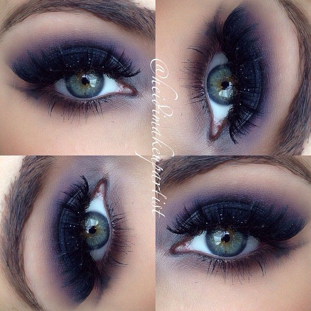 A Collection of 30 Best Glitter Makeup Tutorials and Ideas for ...