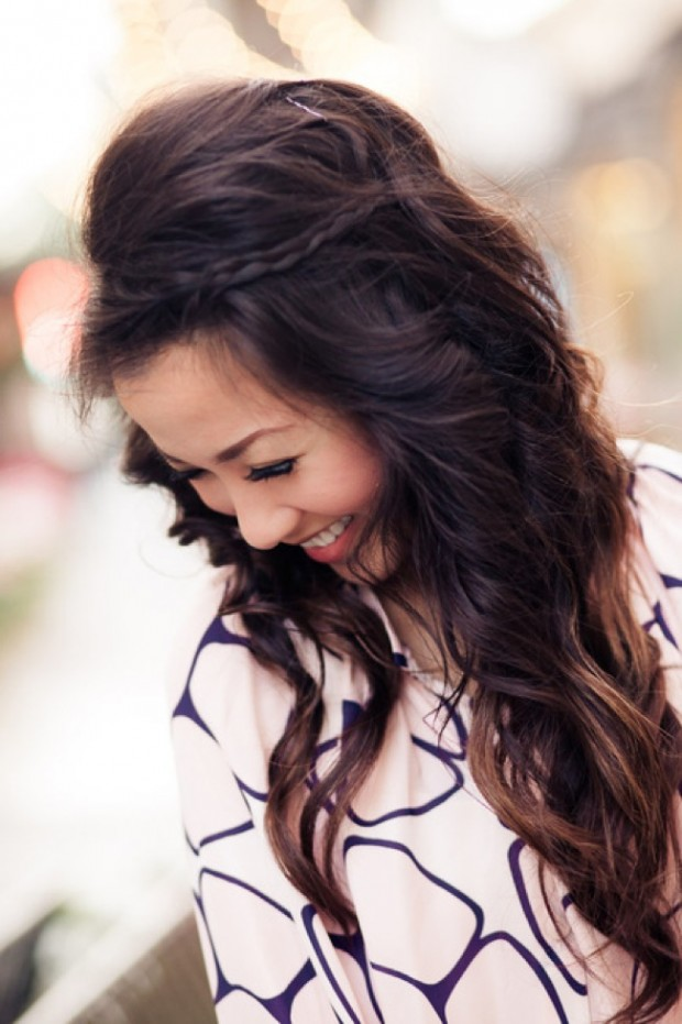 Admirable 16 Simple Hairstyles For Long Hair Pretty Designs Short Hairstyles For Black Women Fulllsitofus